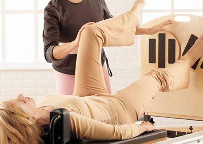 Especialización pilates en postrehabilitación cintura escapular y miembro superior. 7 y 8 de septiembre de 2019
